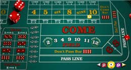 Click to Play Craps Free!