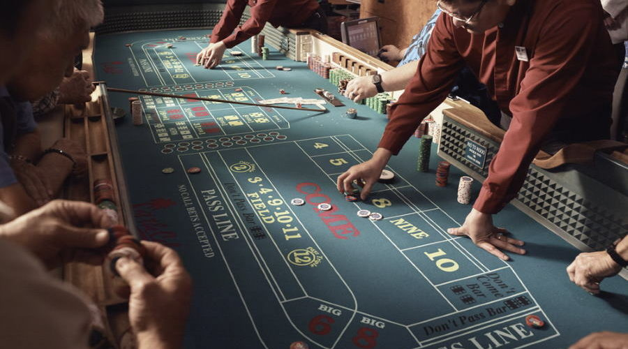 Craps Eleven Bet Guide