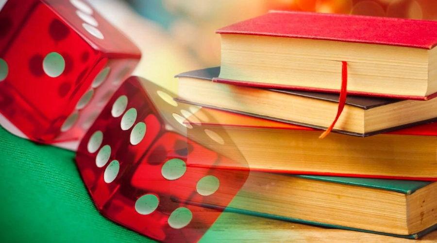 Craps Books List