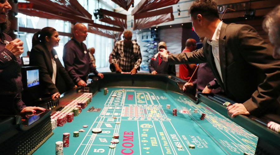 Craps - Place Betting Guide