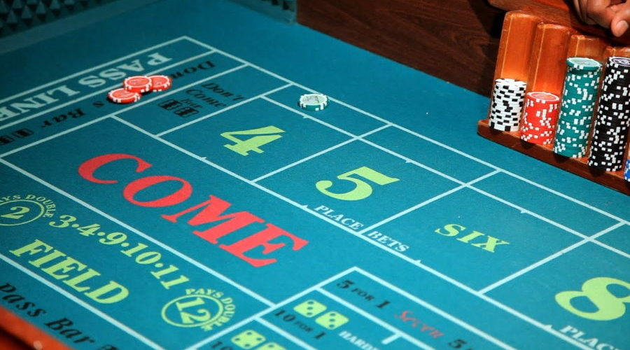 The Best Craps Playing Guide
