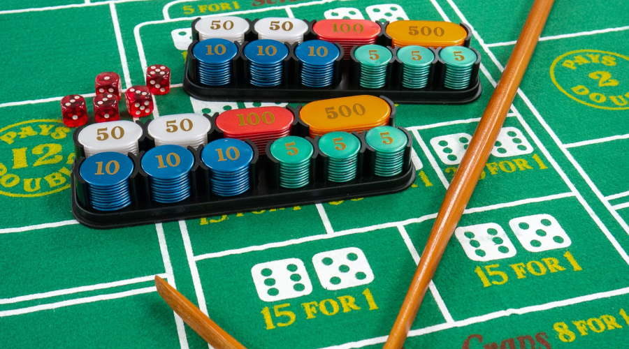 Craps Betting Tips