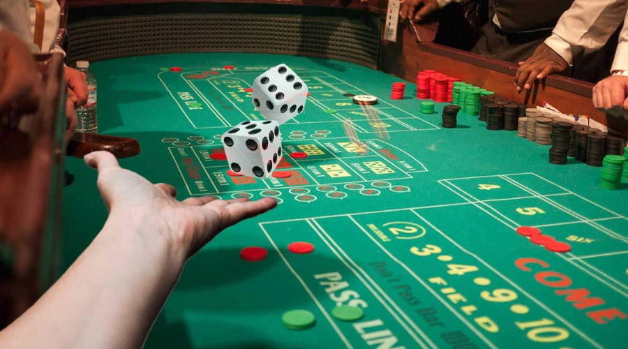 Craps Betting Strategies Guide