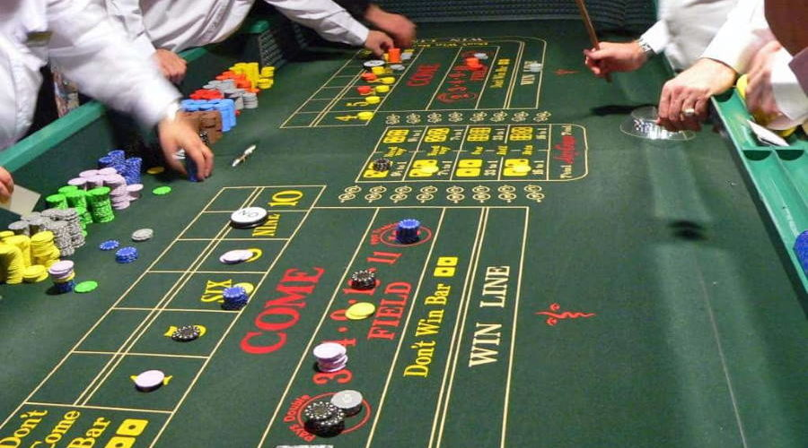 Craps Winning Strategies
