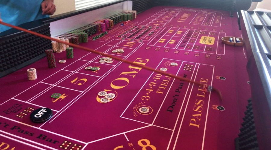 Craps Tips and Odds