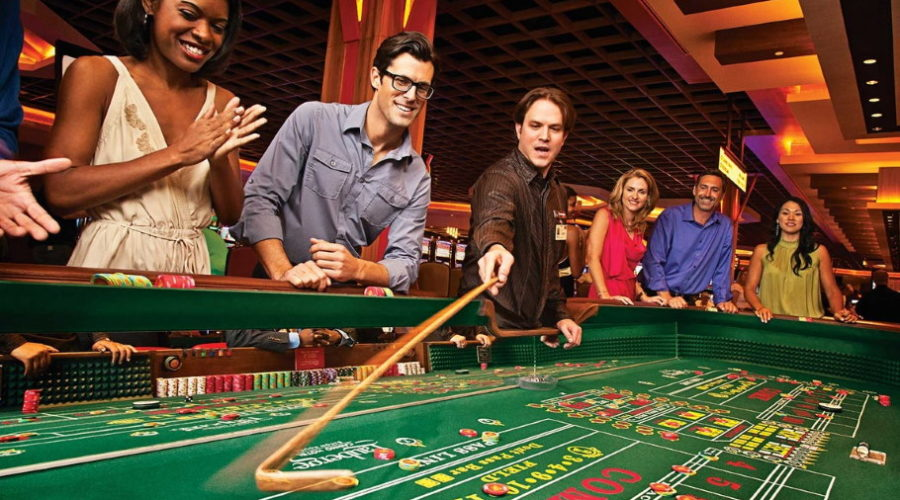Craps Casino Guide