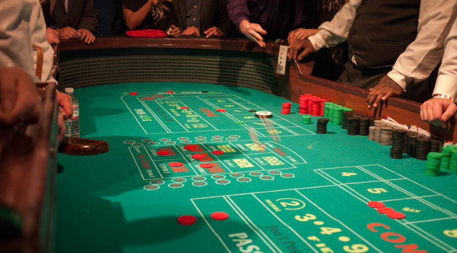 The Craps Place Betting Guide